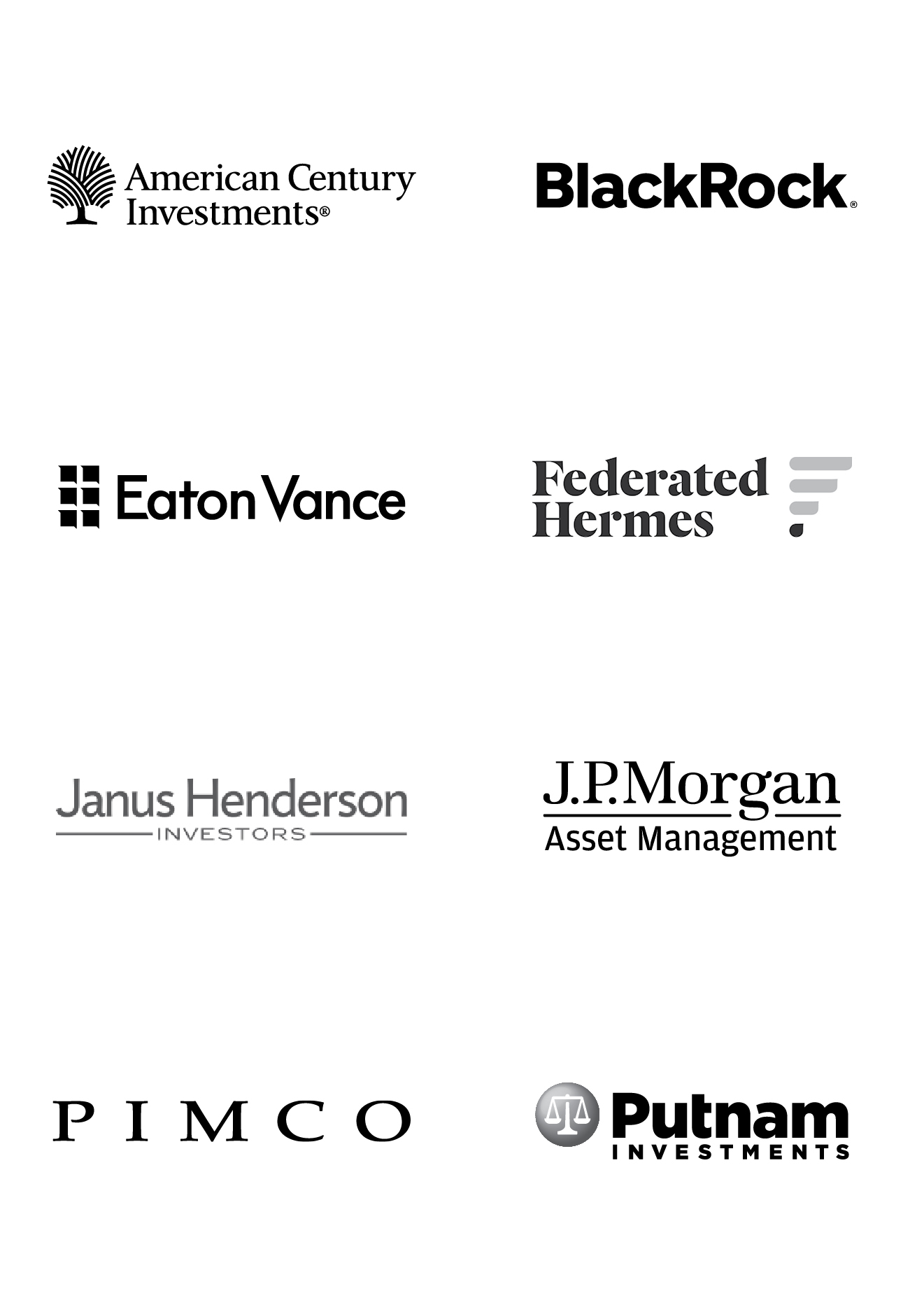 investment manager logos