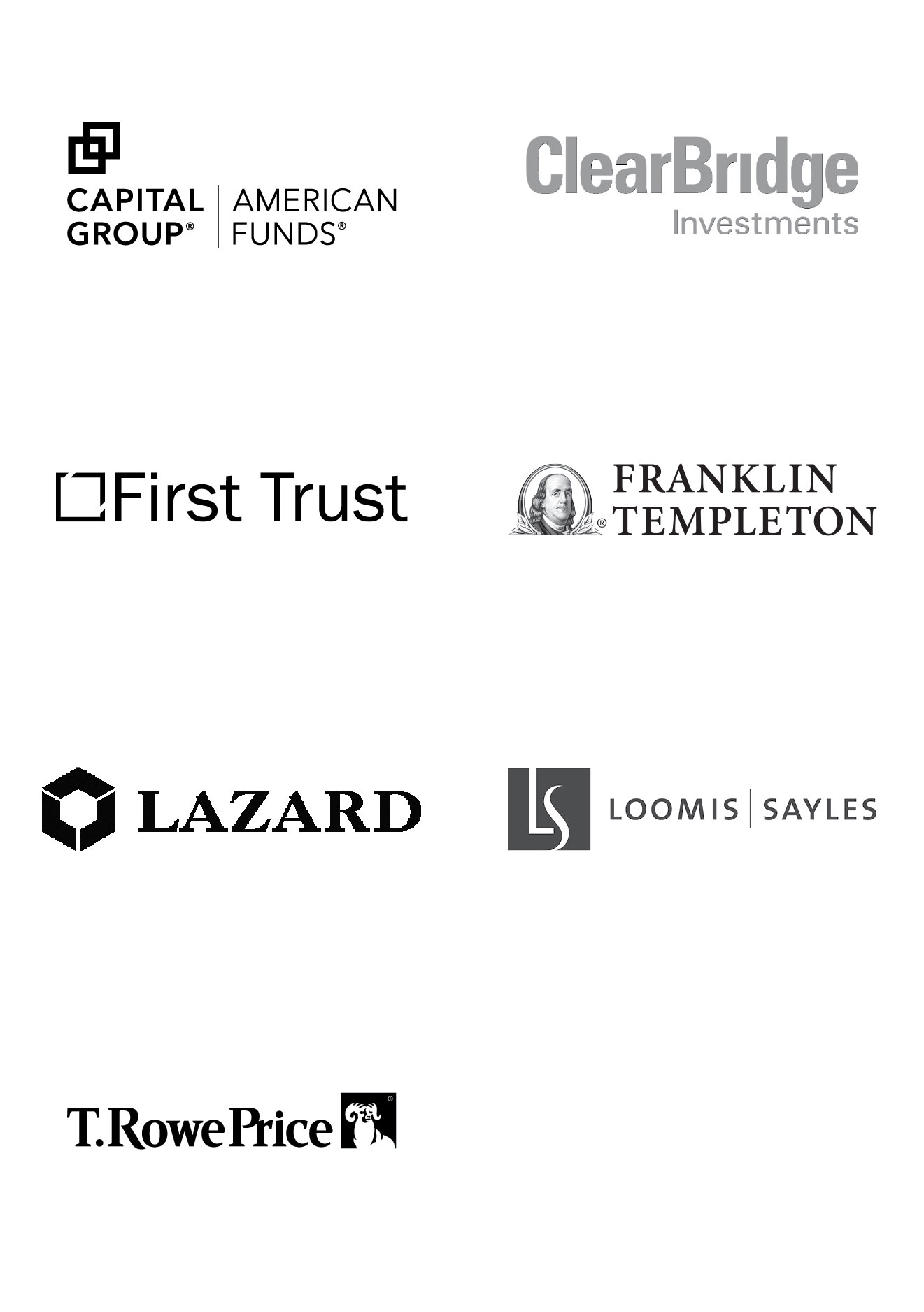 investment managers logos